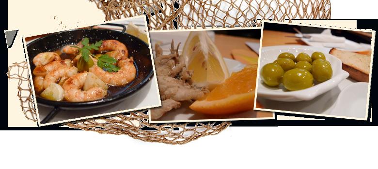 Espaniola | Fisch Restaurant & Tapas Bar in Darmstadt