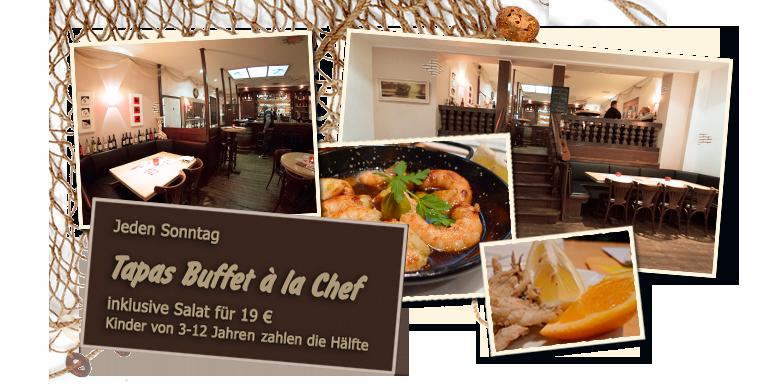 Espaniola | Fisch-Restaurant & Tapas Bar in Darmstadt
